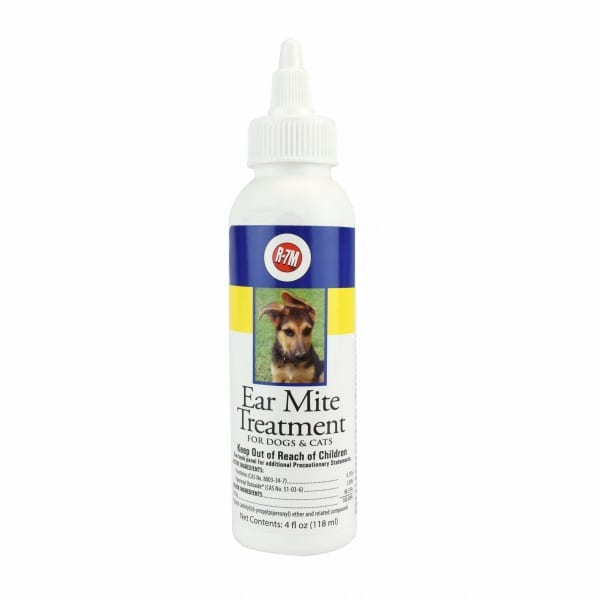 Ear Mite Treatment - Treatment - Miracle Care - Miracle Corp